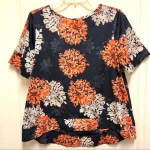 The Limited polyester top